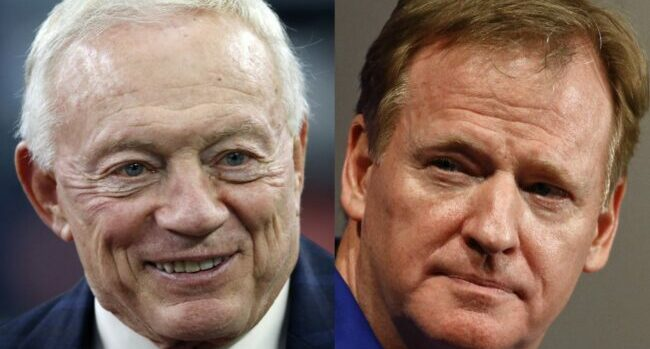 The ugly tug of war for control of the NFL