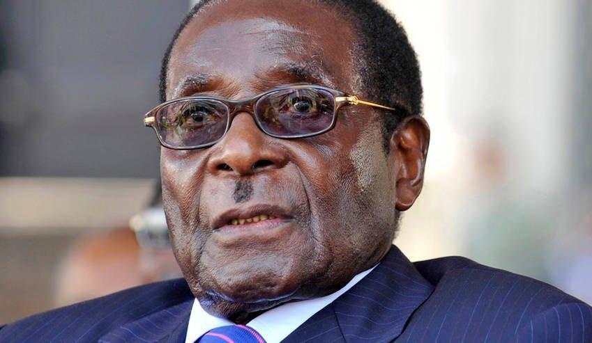 Was Zimbabwe's Robert Mugabe always a thug?