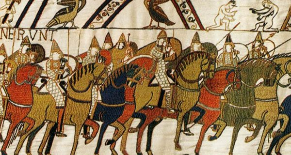 Politics, propaganda and the Bayeux Tapestry