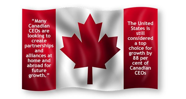 Canadian CEOs' optimism hits record high: report
