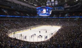 Canadian sports industry revenue surging: StatsCan