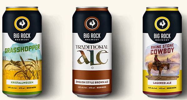 Big Rock Brewery expects rebound from 2017's $1-million net loss