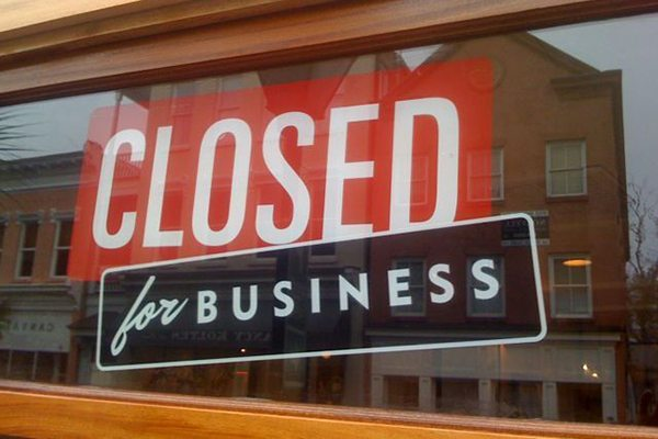 Open for business? Not B.C.