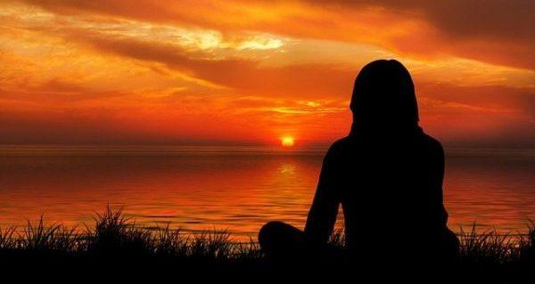 In stillness, we find treasure