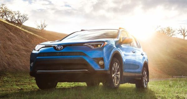 Toyota's 2018 RAV4 is easy to get along with