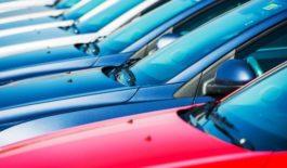 Alberta new motor vehicle sales dip slightly in March