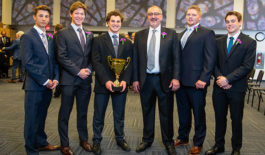 Calgary Italian Sportsmen's Dinner honours high school students