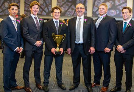 Calgary Italian Sportsmen's Dinner honours high school students
