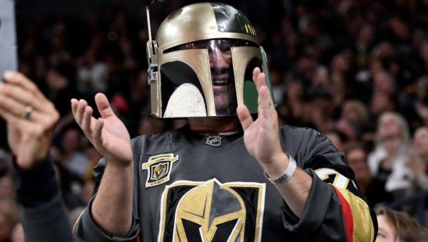 Golden Knights are the ramen noodles of the NHL