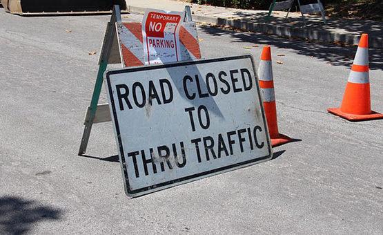 Compensation urged for businesses feeling brunt of roadwork