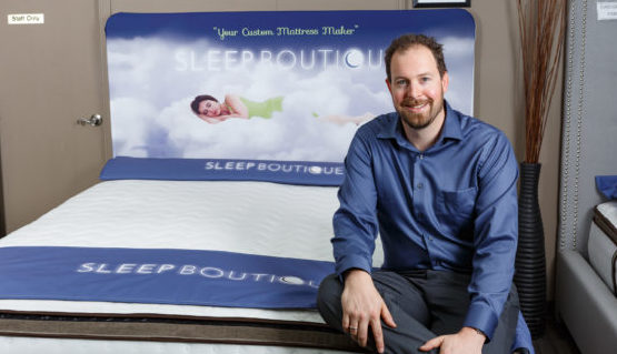 No one size fits all for this build-to-order mattress company
