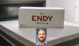 Endy issues a wake-up call to other mattress retailers