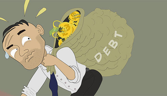 Calgary, Edmonton top major cities for average debt levels