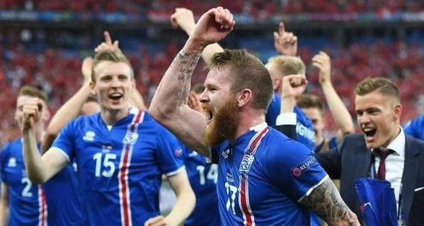 What businesses can learn from Iceland's World Cup soccer team
