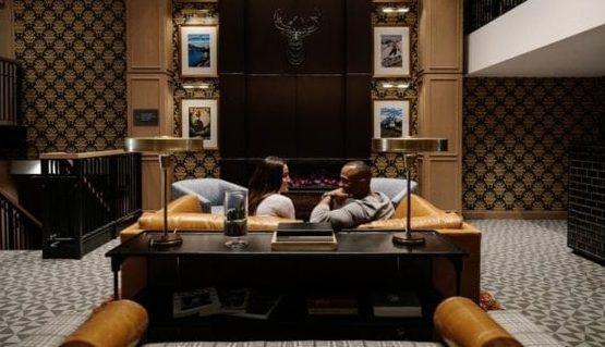 Historic Banff hotel restored, reborn after fire