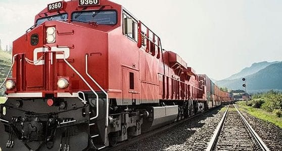 Canadian Pacific moving more grain
