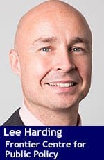 Lee Harding on the opportunities of climate change for Canada