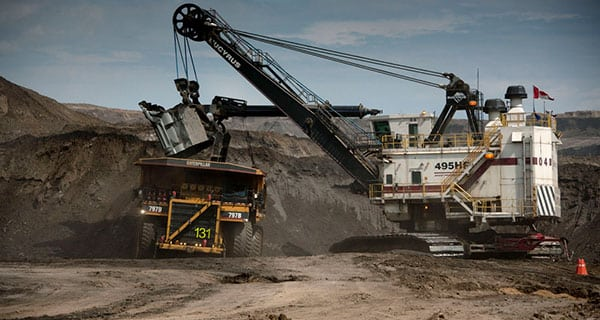 Production growth forecast for Canadian oil sands