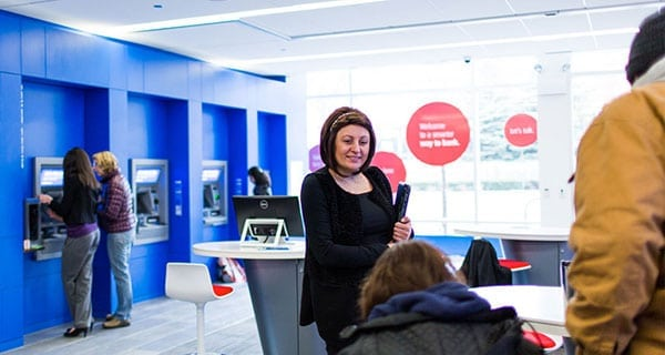 BMO launches Smart Branches concept in Calgary, Edmonton