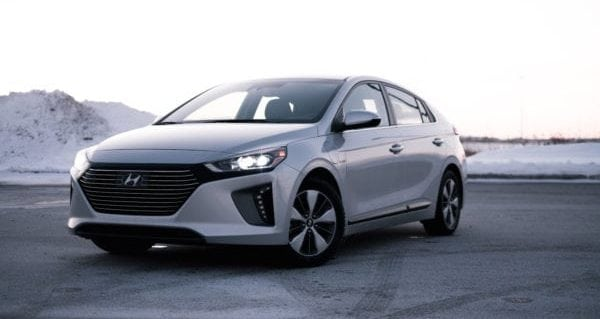 Hyundai's hybrid Ioniq is long on features, short on power