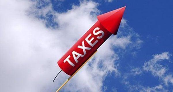 Tax hikes discouraging entrepreneurship in Alberta