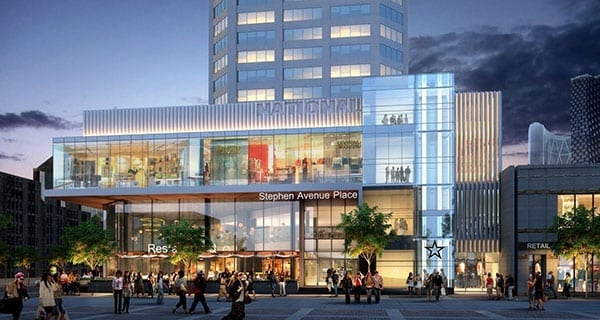 Downtown Calgary 40-storey office tower to undergo massive reno