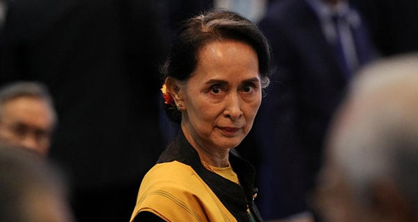 Aung San Suu Kyi's loss of Canadian citizenship should be applauded