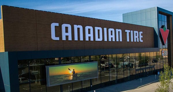 'Exceptional' year reported by Canadian Tire Corp.