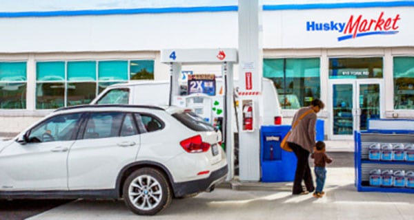 Canadian Tire loyalty program adding Husky gas stations