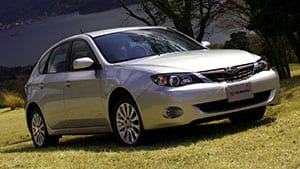With full-time all-wheel-drive, the 2008 Subaru Impreza takes some beating when it comes to winter driving.