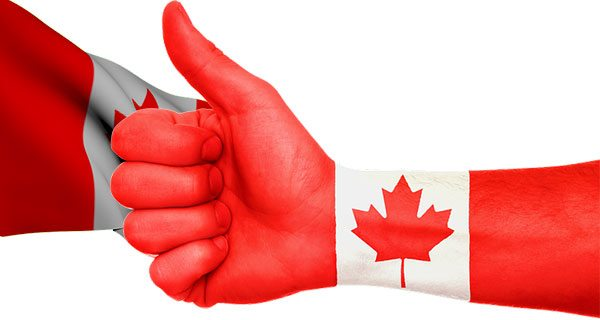 Things looking up for Canadian economy