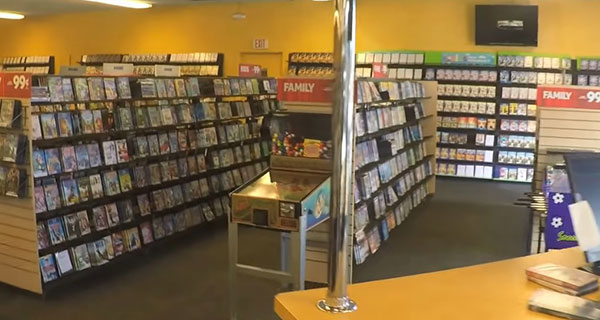 The last Blockbuster in America
