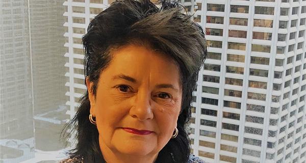 Christine Silverberg keeps a clear eye on her goals
