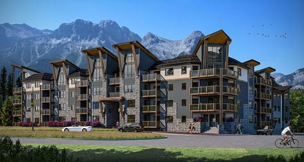 $33-million condo development launched in Canmore