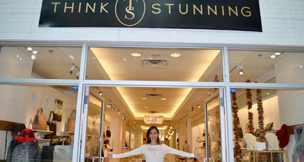 Think Stunning focuses on vibrant fashion and positive perspectives