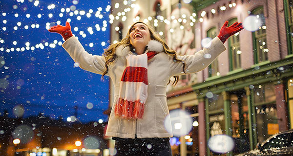 Enjoy a glittering Christmas that stays within your budget