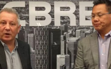 Five Questions with Greg Kwong, CBRE