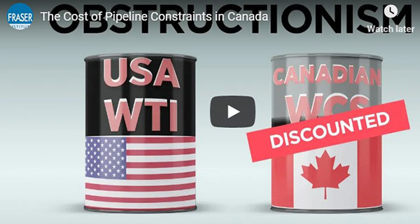 Lack of pipeline costs energy sector $20.6 billion in revenue