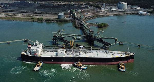 AltaGas propane export terminal