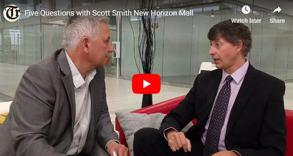 Five Questions with New Horizon Mall's Scott Smith