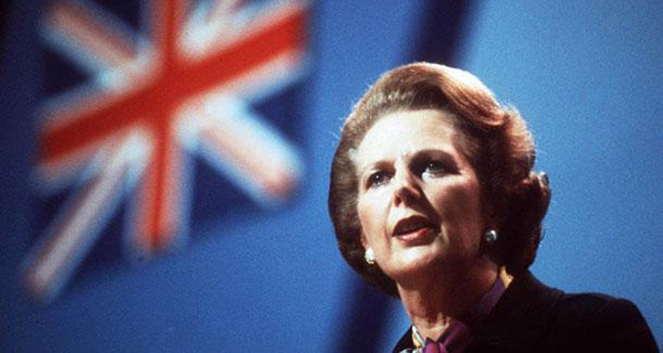 The unexpected rise of Margaret Thatcher