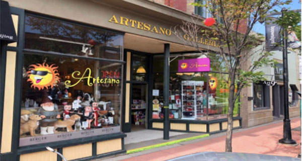 Artesano Galleria store celebrates 20 years in business