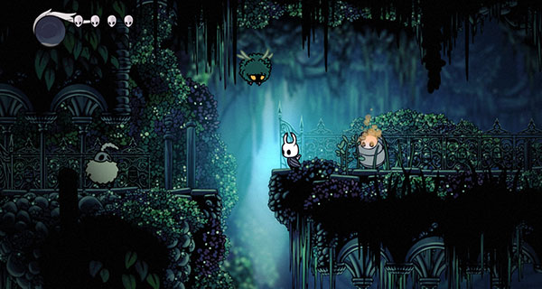 There's nothing empty about Hollow Knight