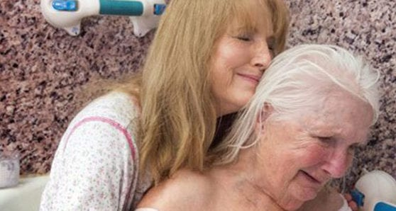 No going back from suddenly becoming a caregiver