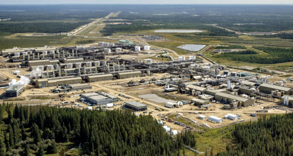Cenovus reaches one billion barrels of oil sands production