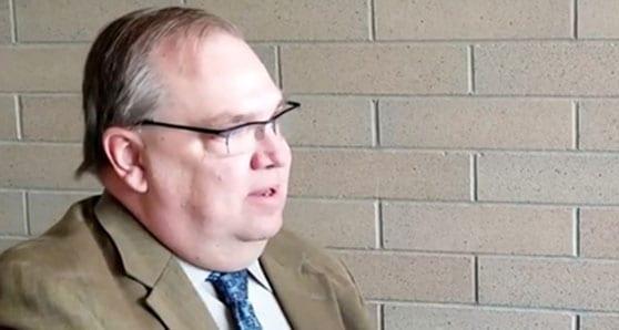 Mount Royal University's Duane Bratt talks to Calgary's Business