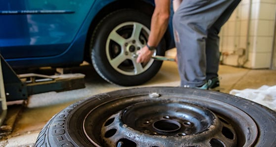 TireForce launches in Calgary offering contact free mobile tire services