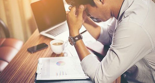 Economic downturn takes a toll on payroll employment