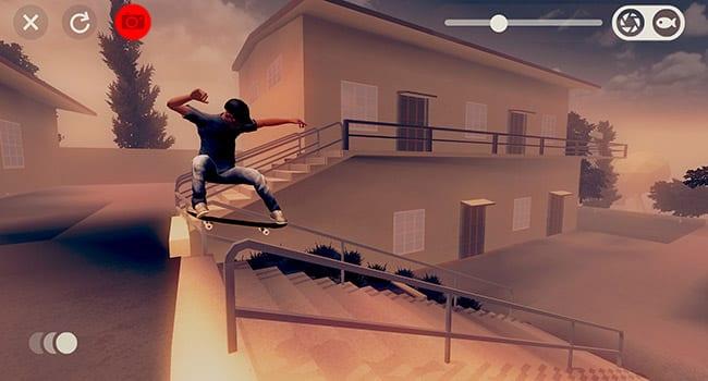 skate city video game apple arcade