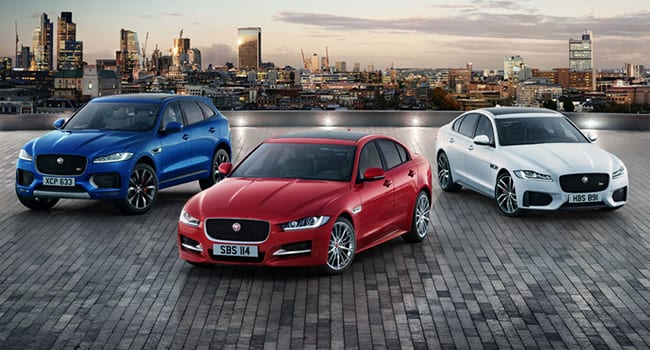 jaguar used car 2016